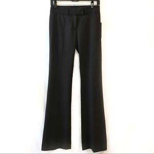 Antonio Melani Maxine Fit & Flare Black Pants 0